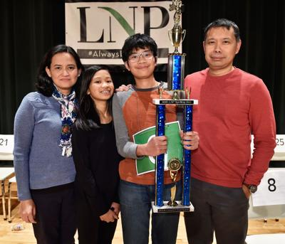 LNP, LancasterOnline announce finalists for 61st spelling bee