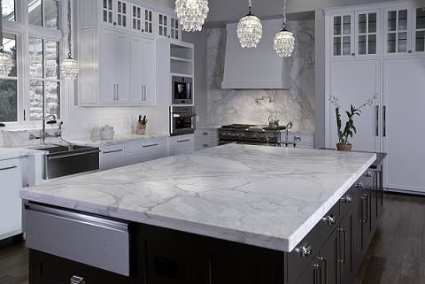 Marble Countertops    Or More Easily Maintained Lookalike Surfaces     Remain Popular In Lancaster County.