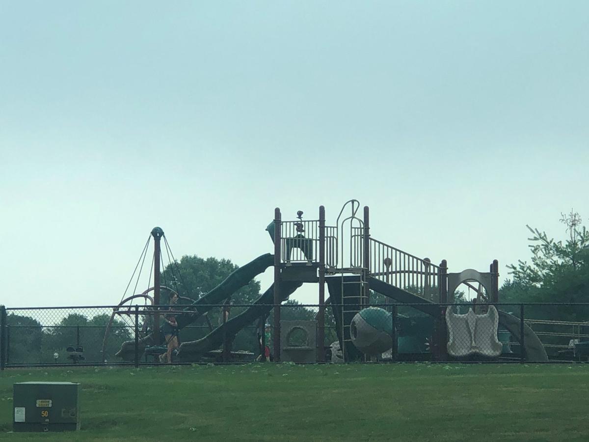 Watchdog Weaver Field Playground 7-5