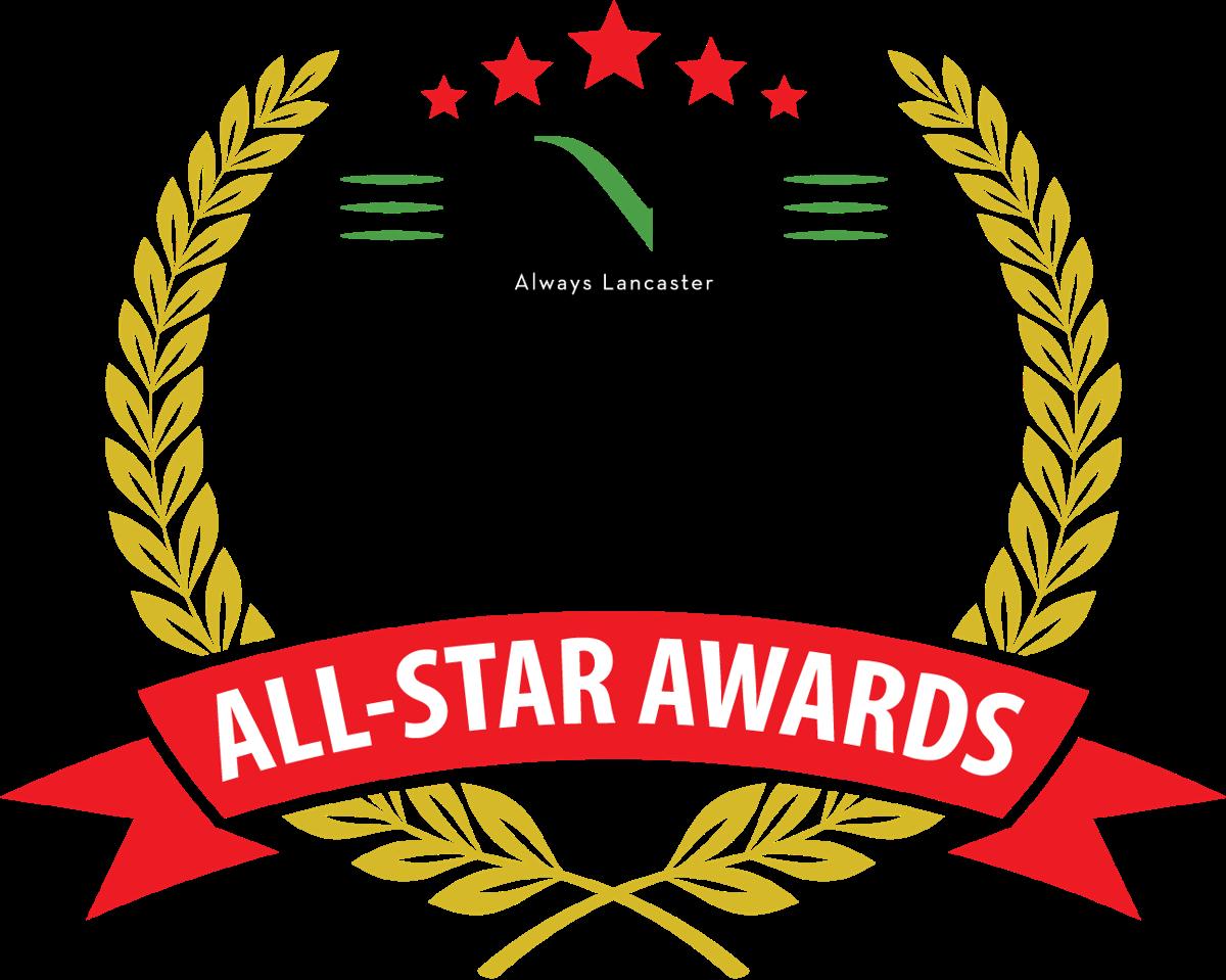 LNP High School Sports All-Star Sports Awards Logo