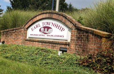 Earl Township stock photo