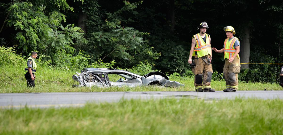 Police ID woman killed in crash on Route 222