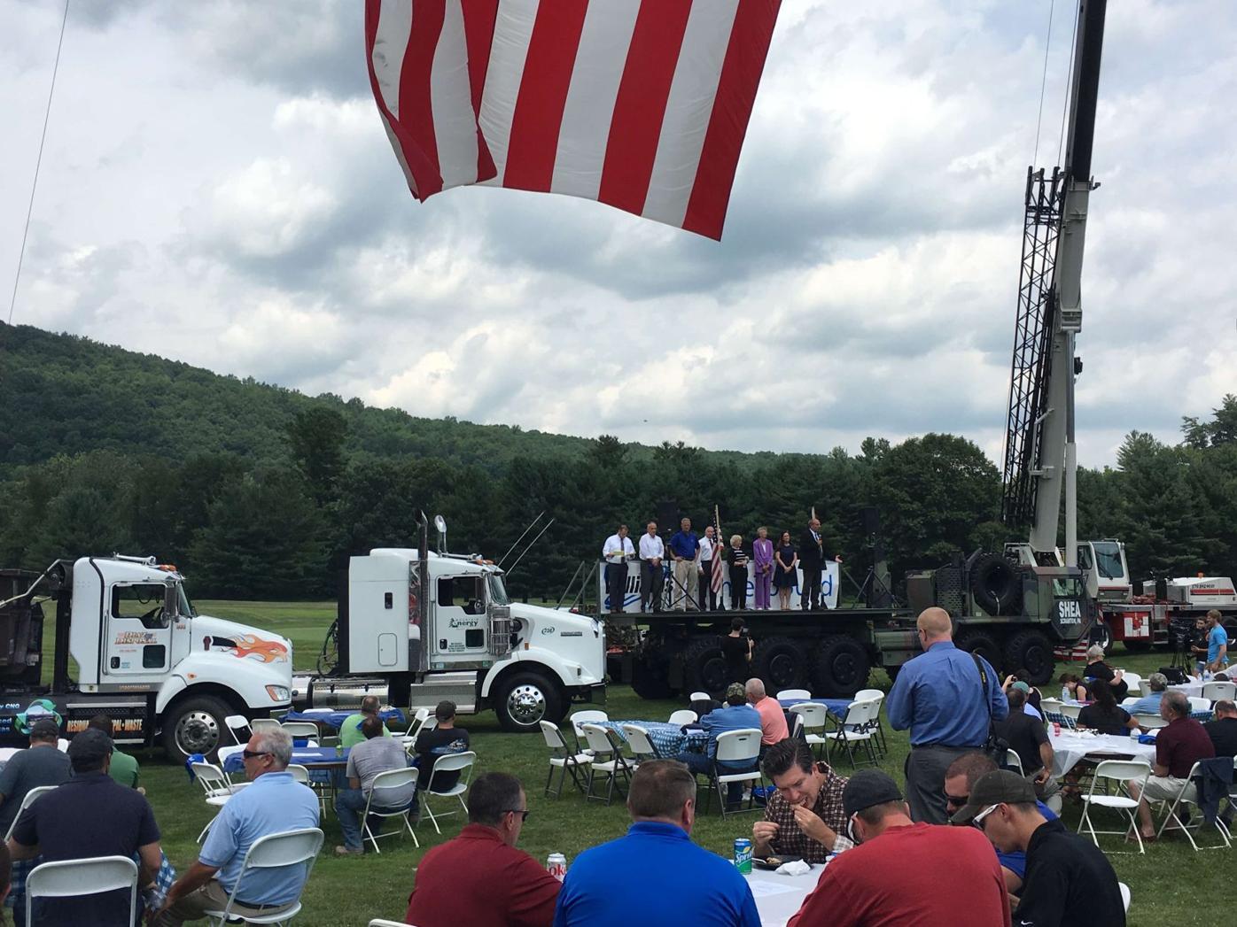 gaas pipeline rally