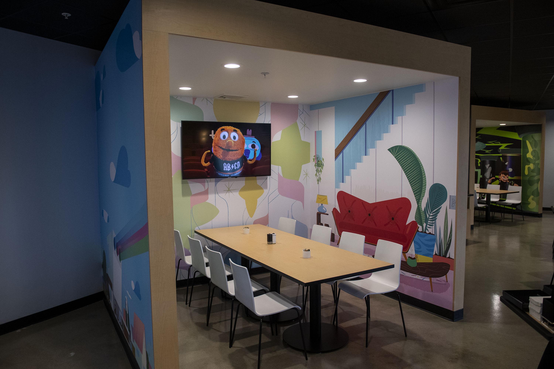 Take A Sneak Peek At Cartoon Network Hotel Themed Rooms Interactive Games Photos Local News Lancasteronline Com