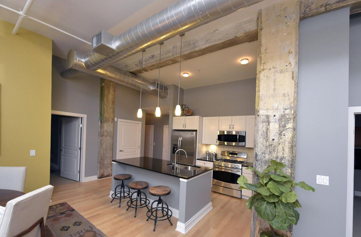 Condos at the press building in downtown lancaster to be for F kitchen lancaster