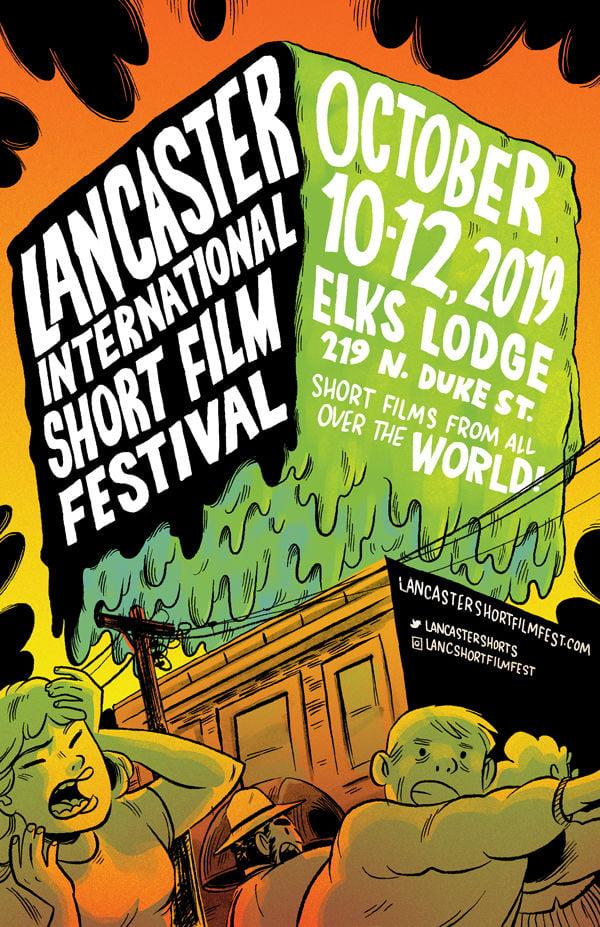 2019 LISFF Poster