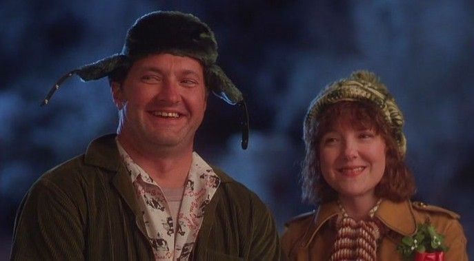Christmas Vacation Ellen Hamilton Latzen.To Celebrate Its 25th Anniversary Here Are 25 Facts About