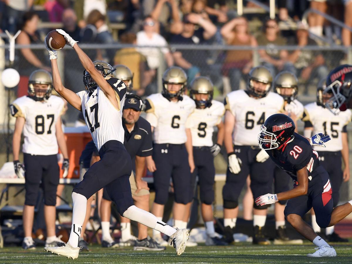 Conestoga Valley vs Penn Manor-LL Football