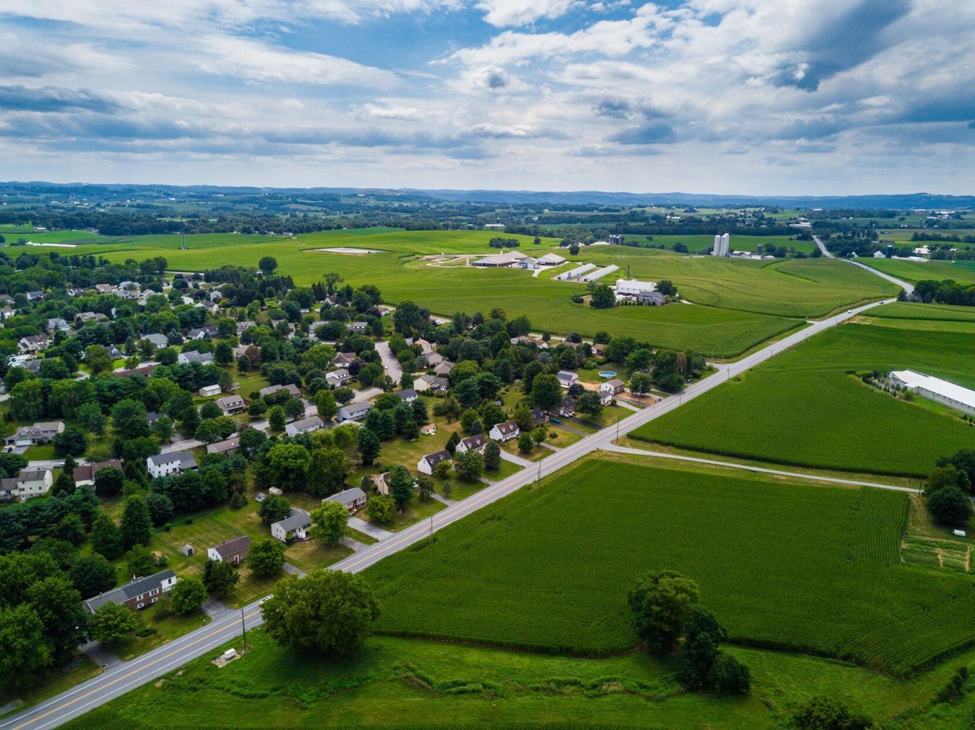 Farmland Aug. 3, 2020