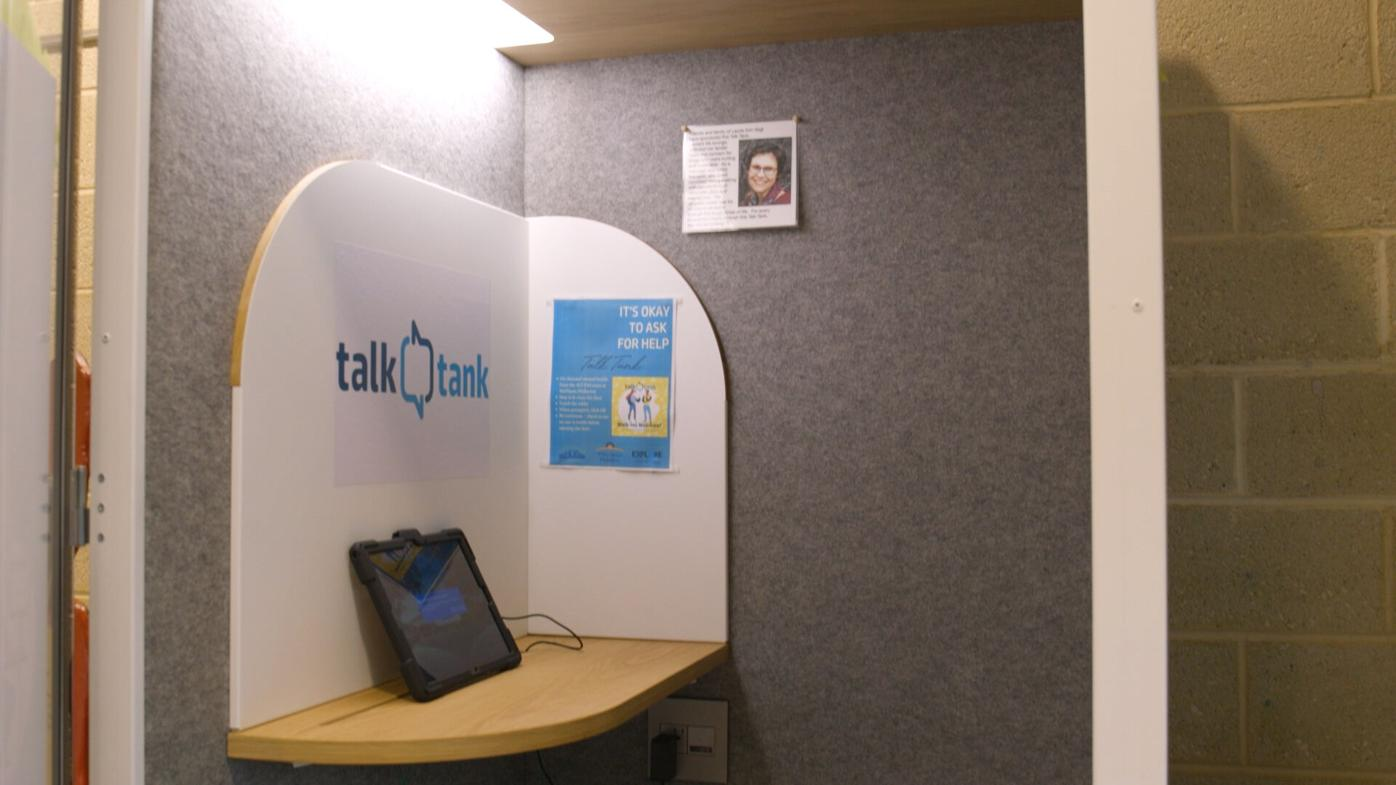 Talk tank 02