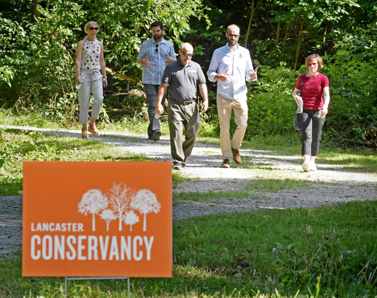 Lancaster Garden Walk: Lancaster County Conservancy Established Nature Preserve
