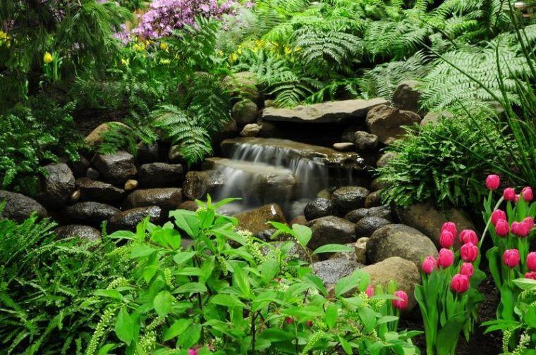 Beau Pennsylvania Garden Expo Display.