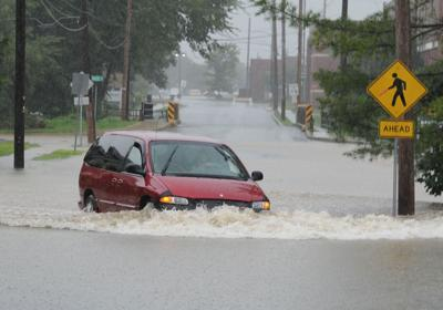 Lancaster County Had More Rainy Days In 2018 Than Seattles Average