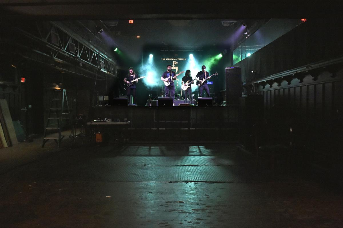 Stonewall Vessels Livestream from the Chameleon