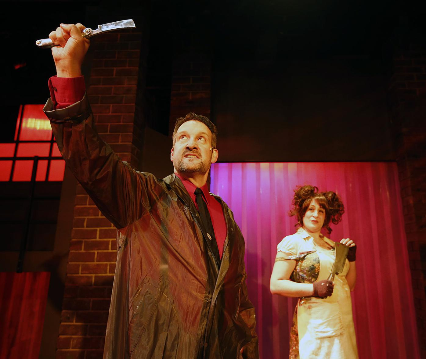Sweeney Todd EPAC