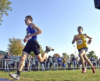 L-L Cross Country Championships