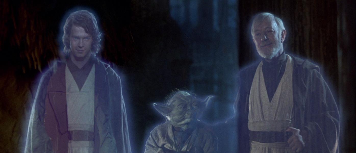 Jedi Ghosts