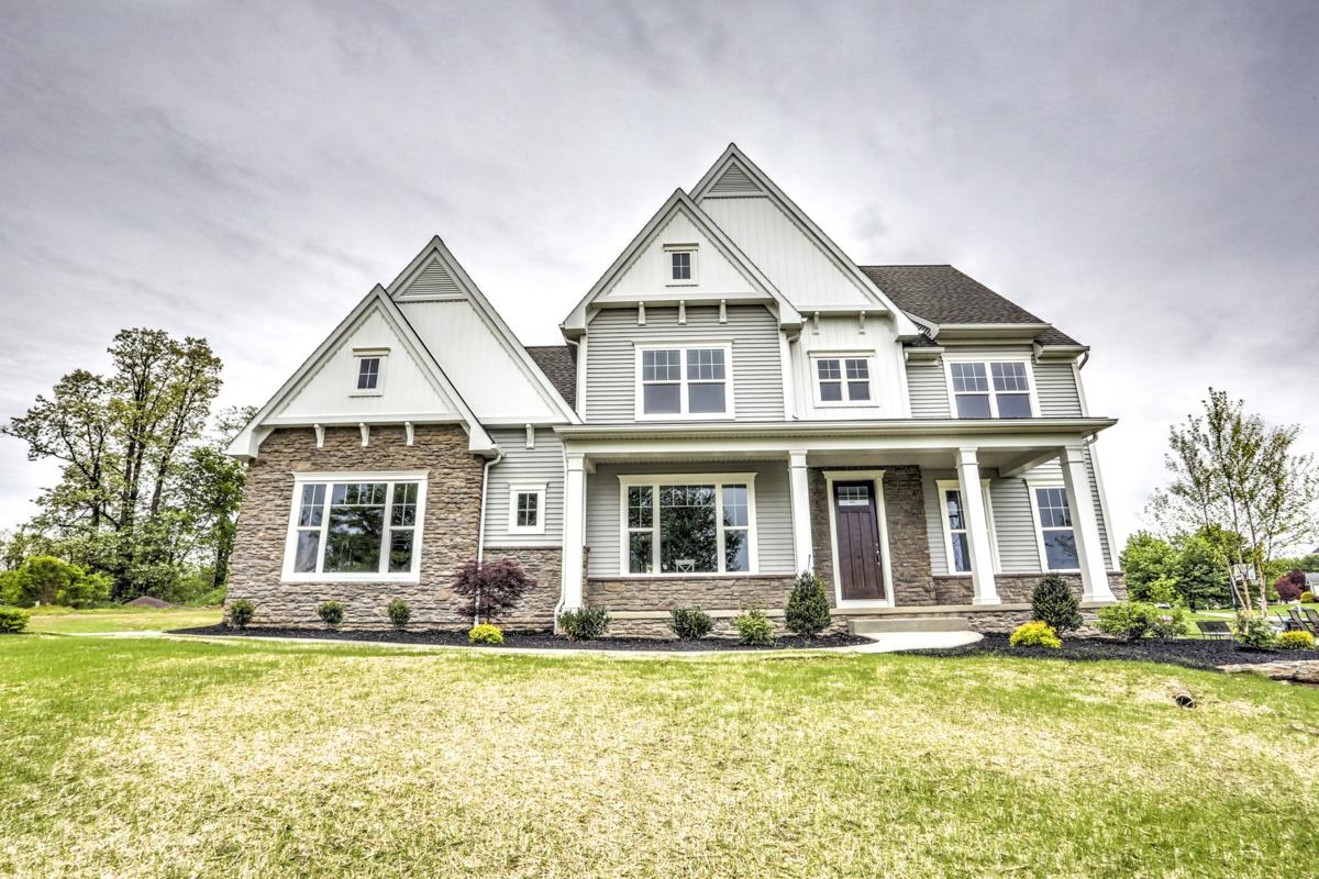Custom Home Group Farmhouse Style Home Showcases Latest Trends Special Sections Lancasteronline Com