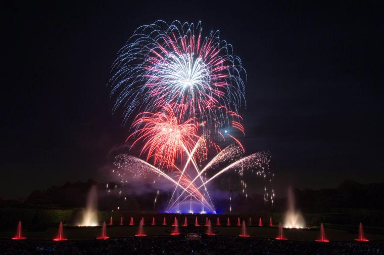 How To Get Tickets To Longwood Gardens 39 First Fireworks Shows After Big Fountain Renovation