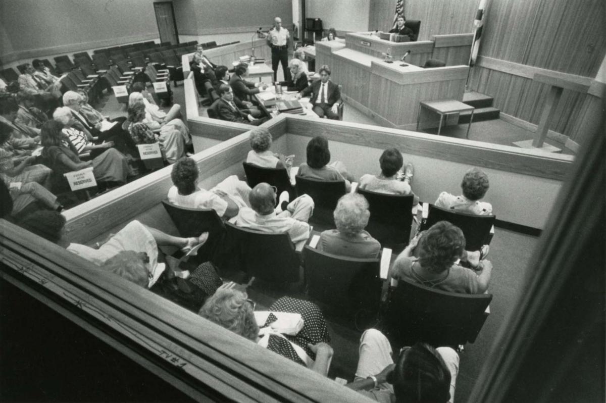 Steven Benson jury