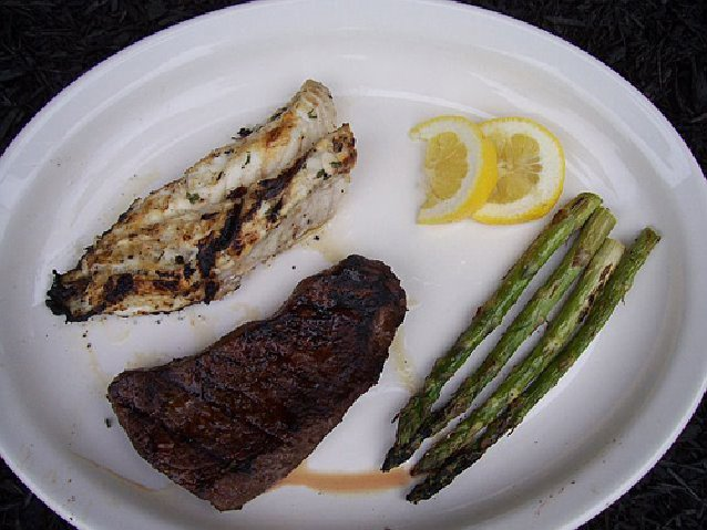 Monkfish: The lobster impostor performs well on the grill