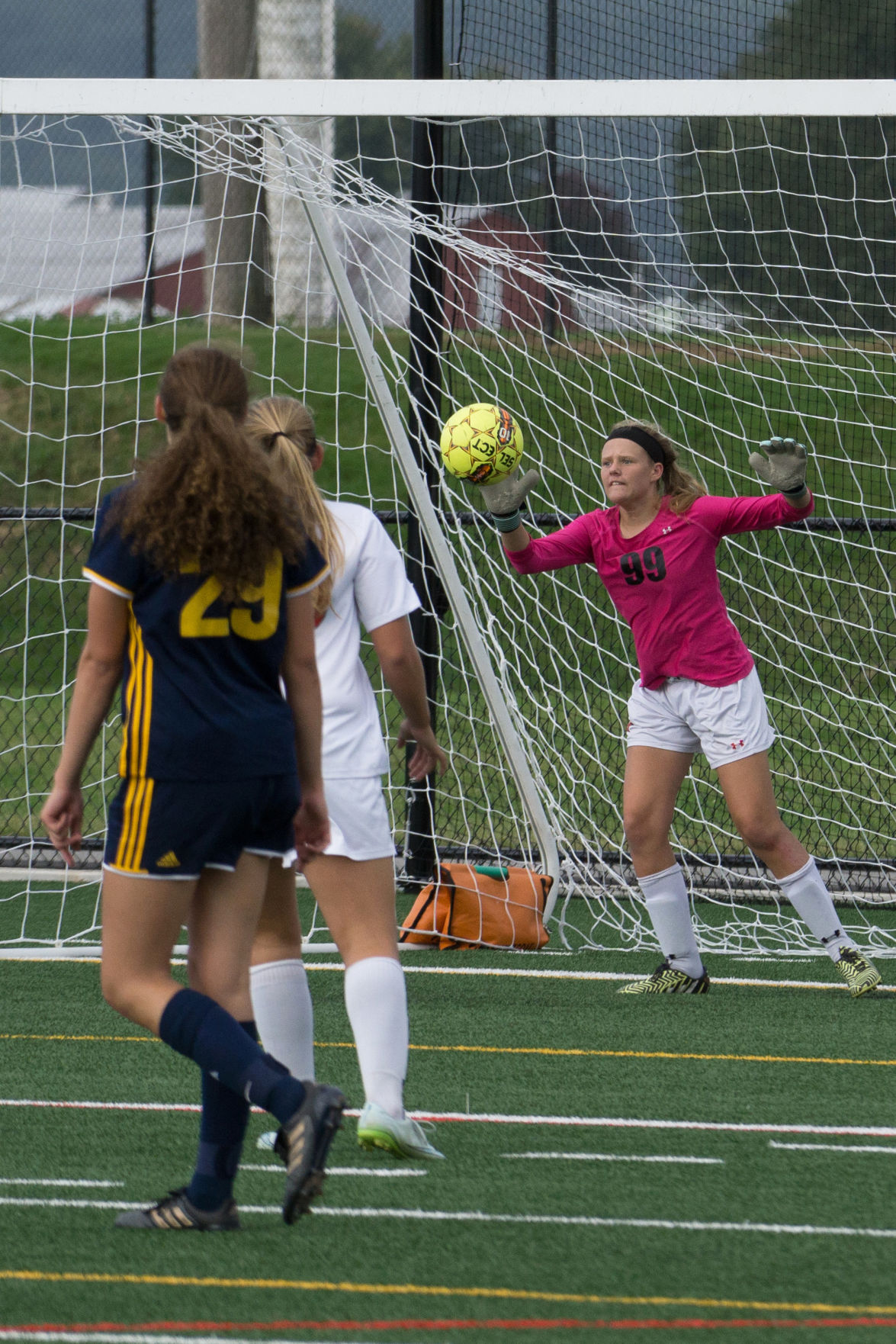 Elco solidifies hold on L-L Section 3 girls soccer with 5 ...