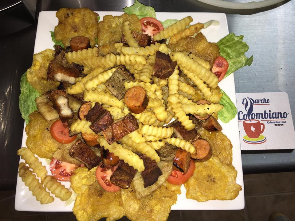 El Parche Colombiano Opens In Mount Joy With Menu Of Traditional
