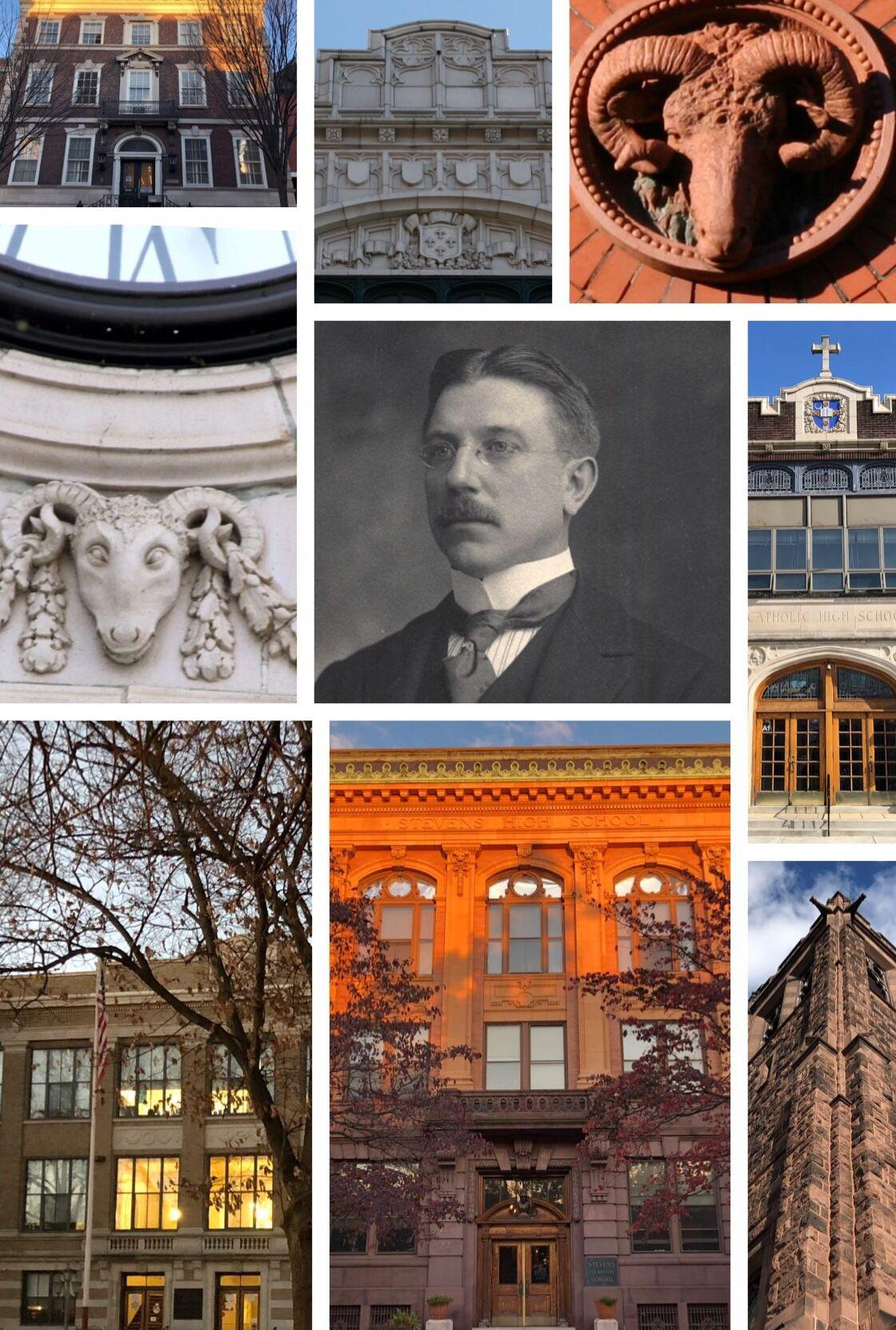 C. Emlen Urban Collage