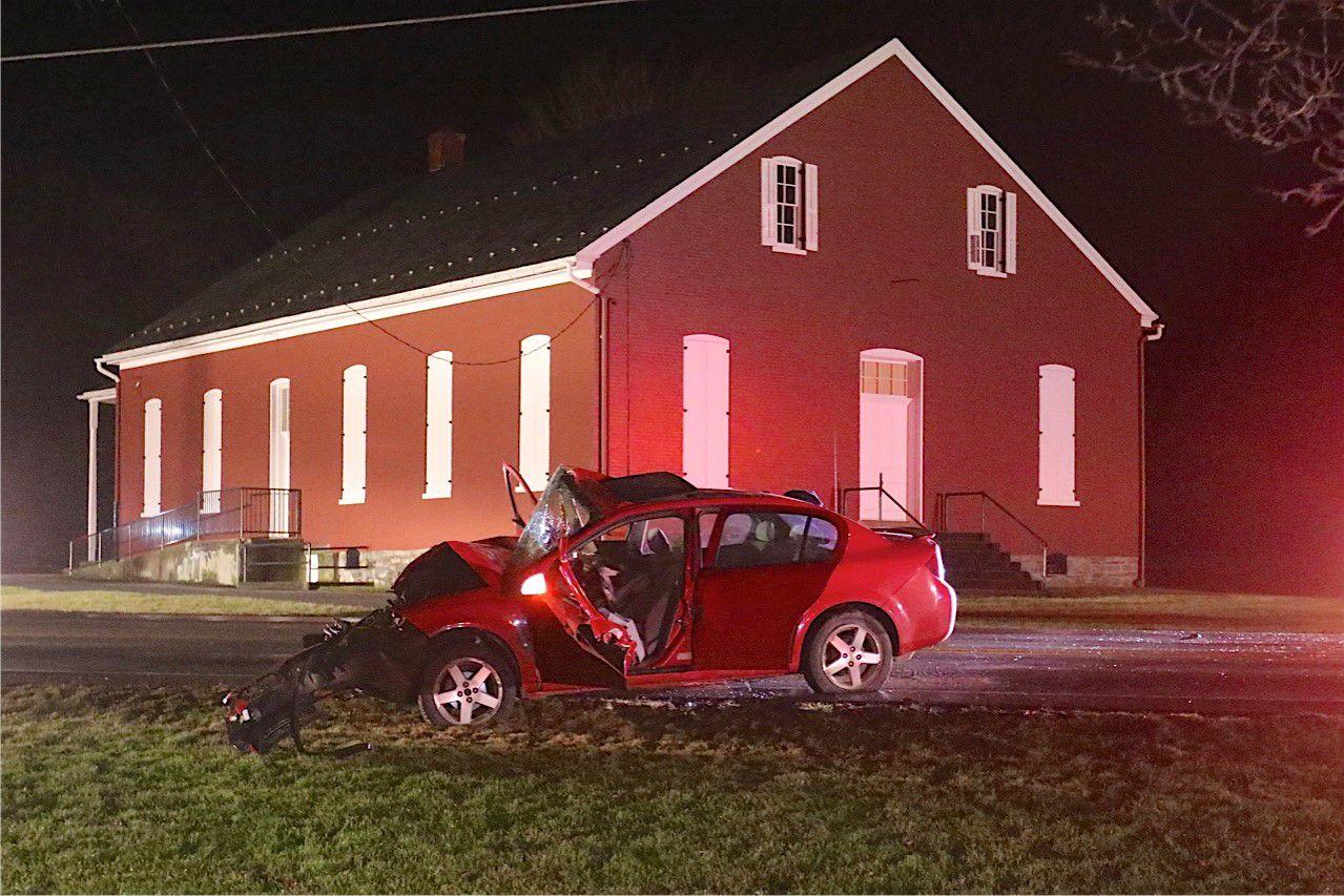 strasburg pike crash