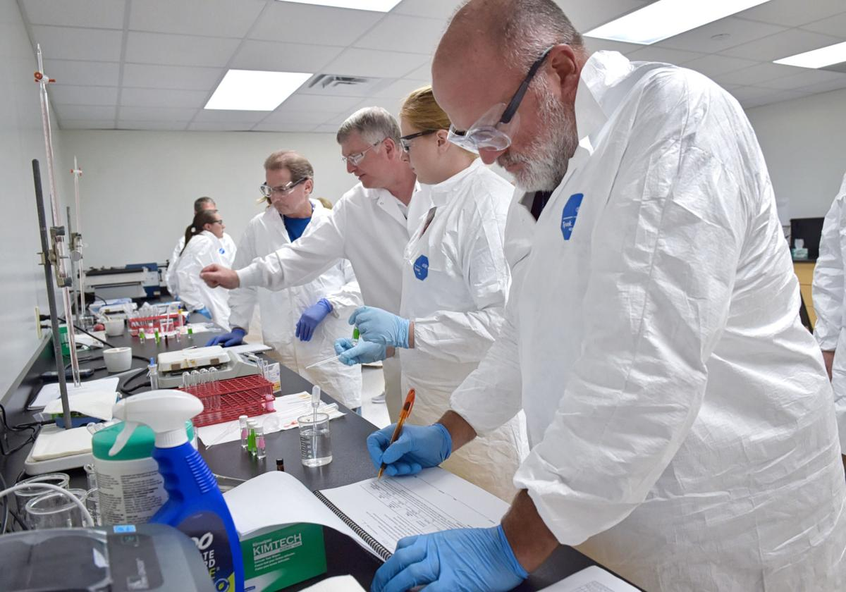 Lancaster County educators tackle in-demand science careers at