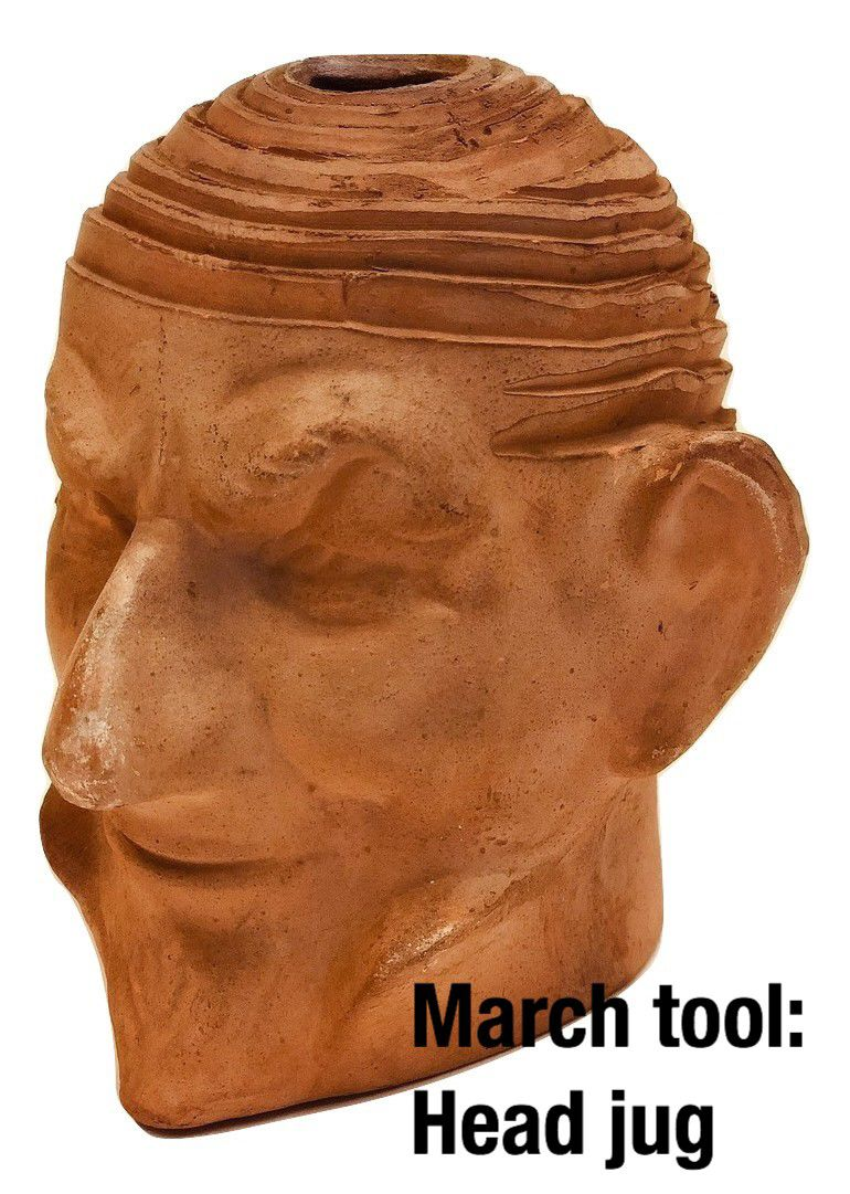 Head jug