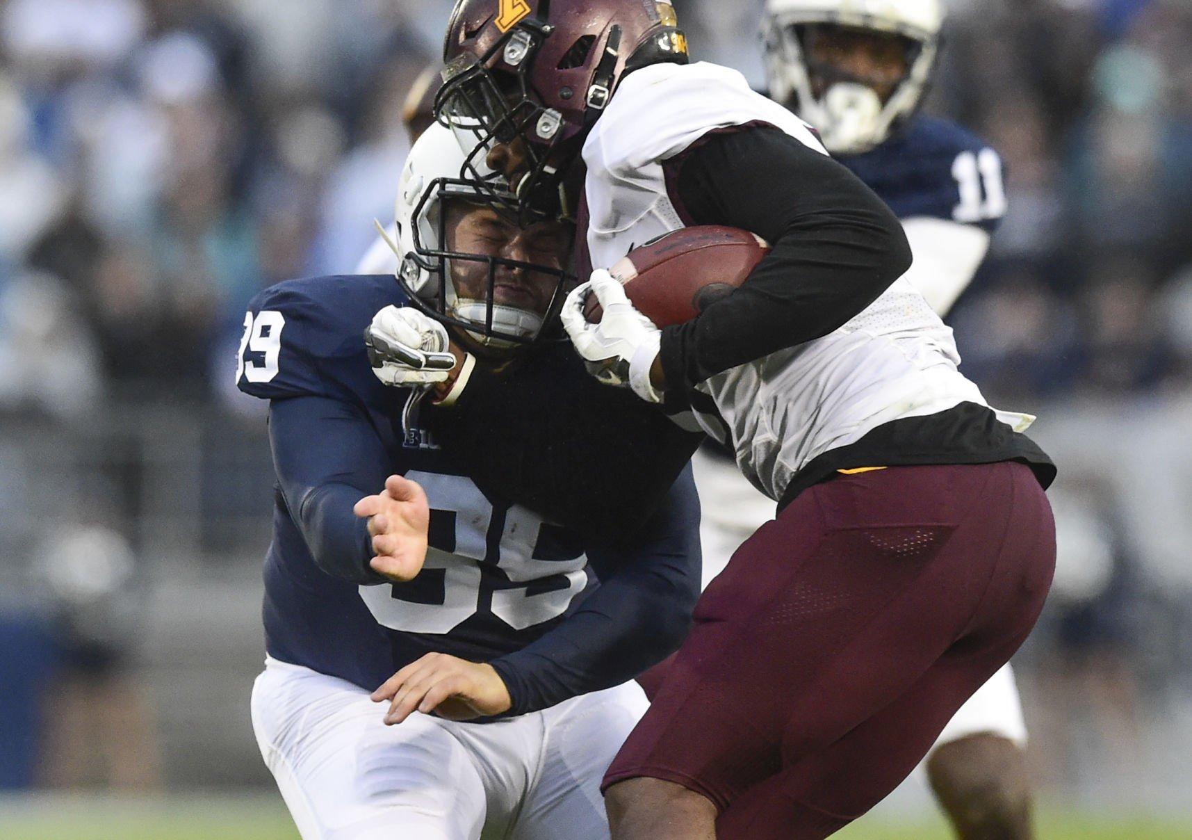 Penn State kicker Joey Julius no longer with team