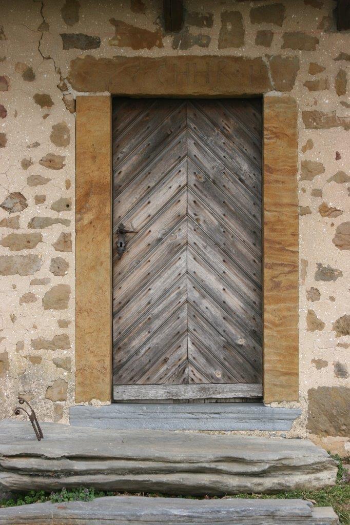 Christian Herr House Chevron Door.jpg