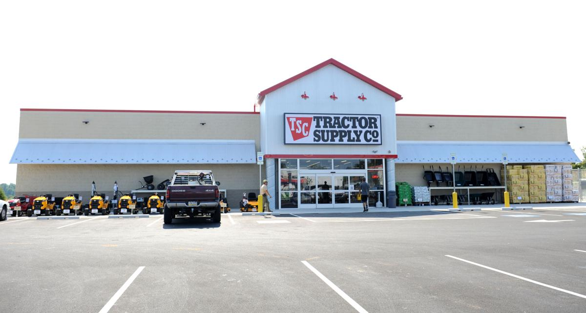 Tractor Supply Co Opens New Store In Buck Local Business