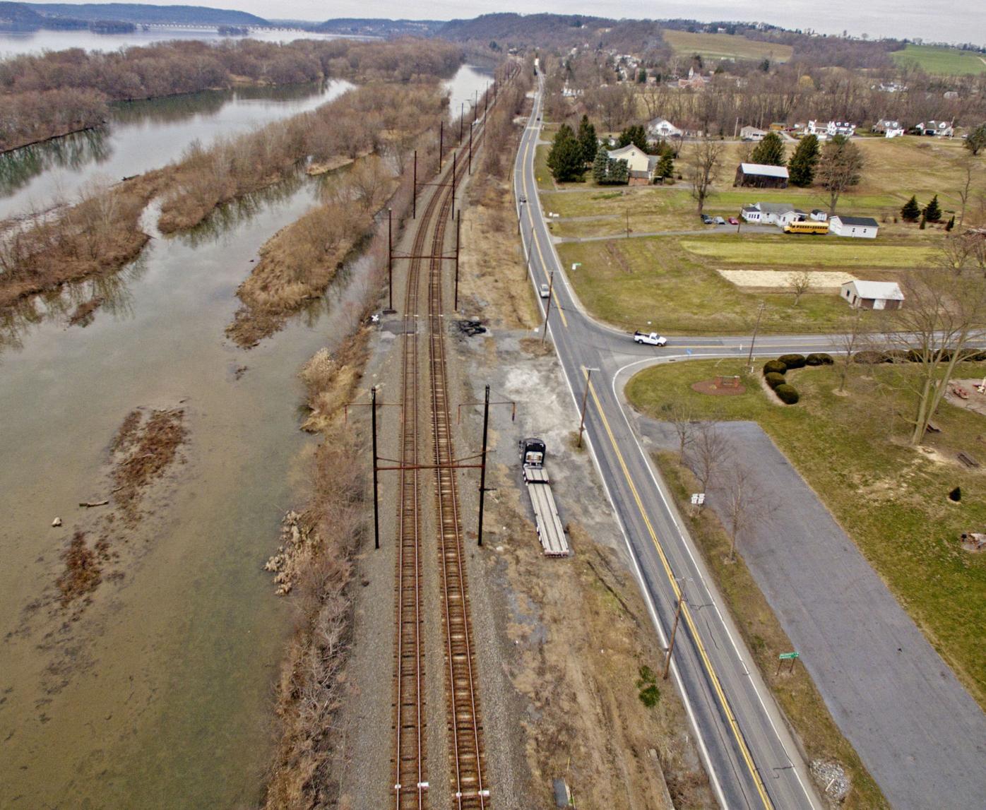 Rail Trail - River Trail