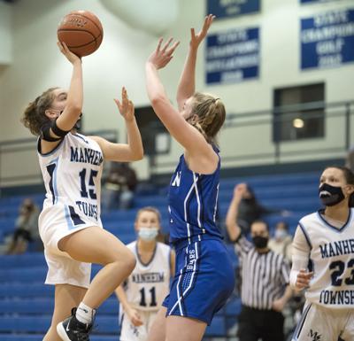 Elizabethtown vs Manheim Twp.-LL Girls Basketball