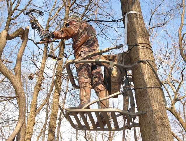 Tree Stands Can Be Dangerous For Hunters But There Are