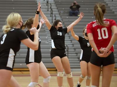 Hempfield vs Wilson-District 3 4A Girls Volleyball Championships