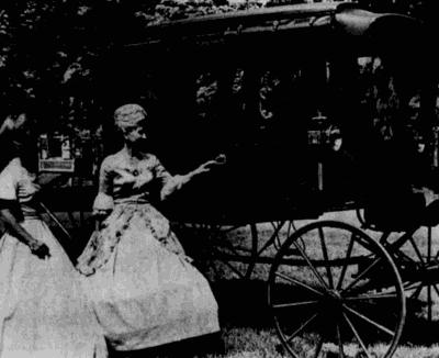 Wheatland carriage 1970