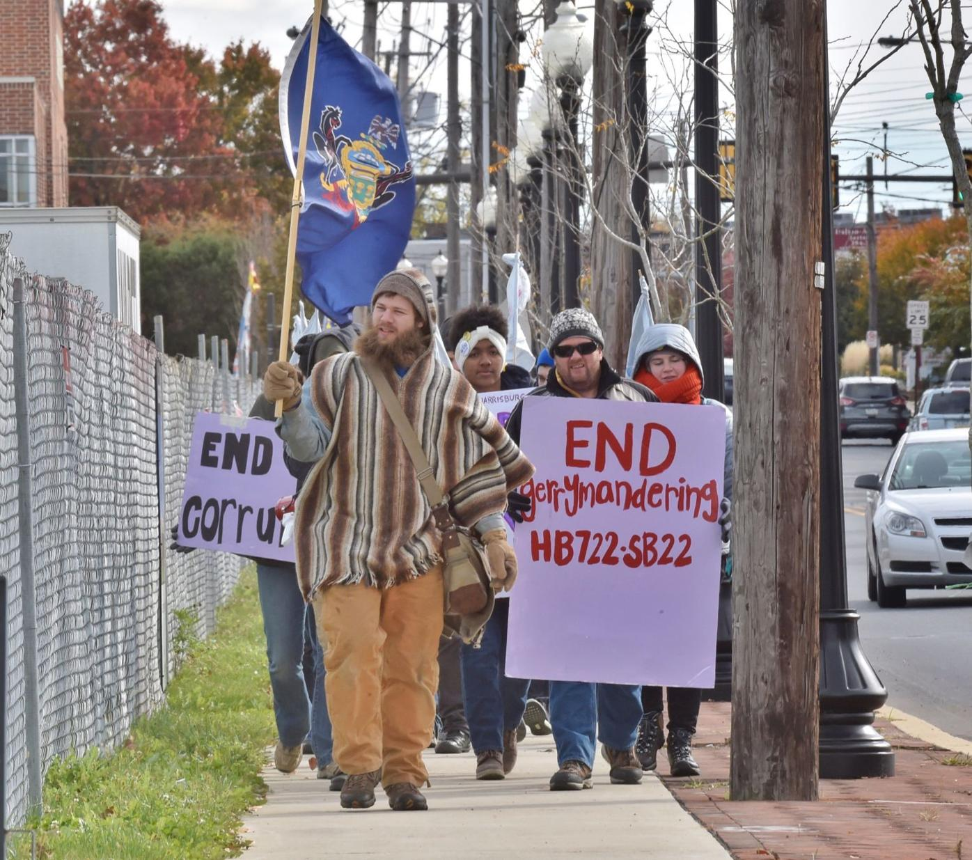 March on Harrisburg