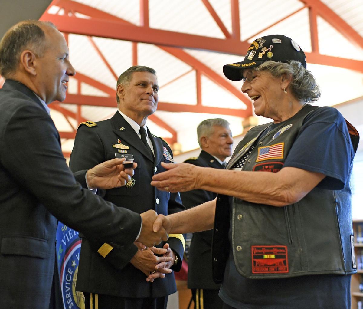 Rep. Lloyd Smucker Honors Vietnam Vets
