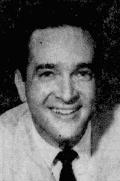 Schaffner circa 1952