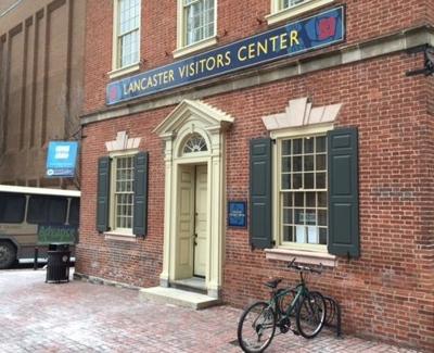 Lancaster Visitors Center, downtown