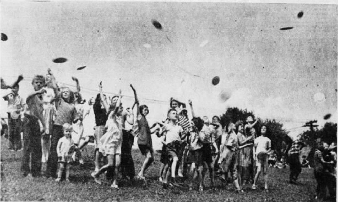 saucer kids 1947