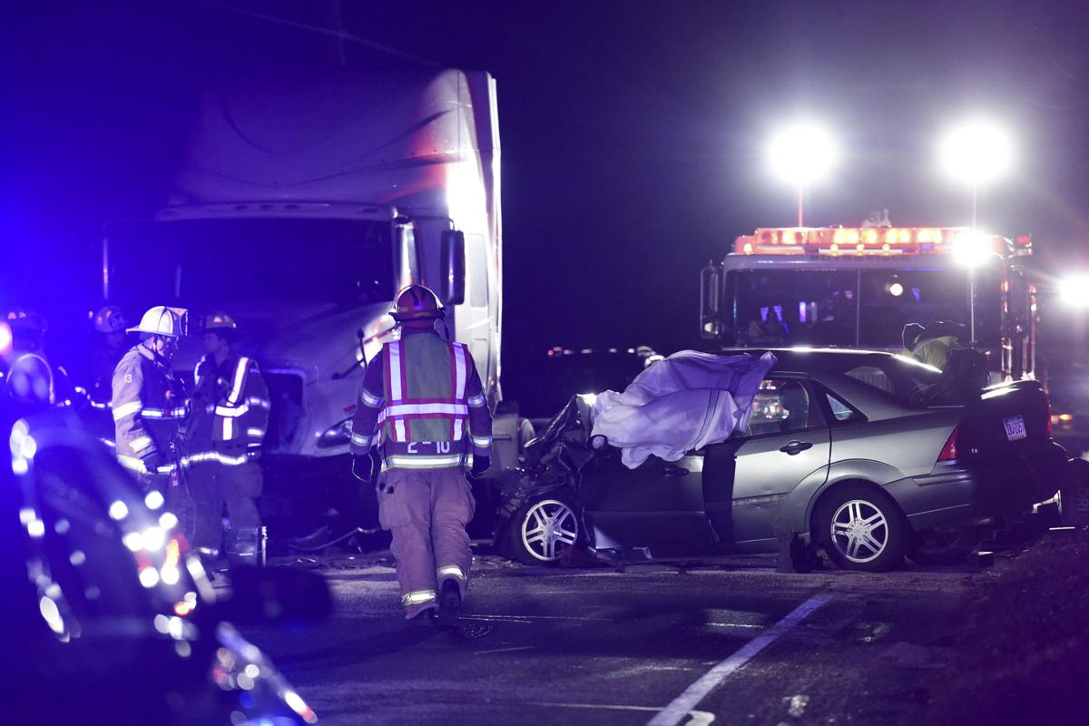 Coroner identifies Denver woman killed in 3-vehicle crash