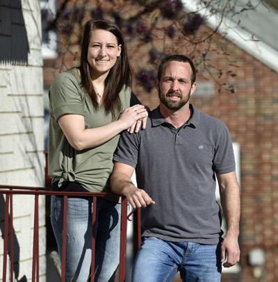 Foster Parents Nick and Katelin Rock