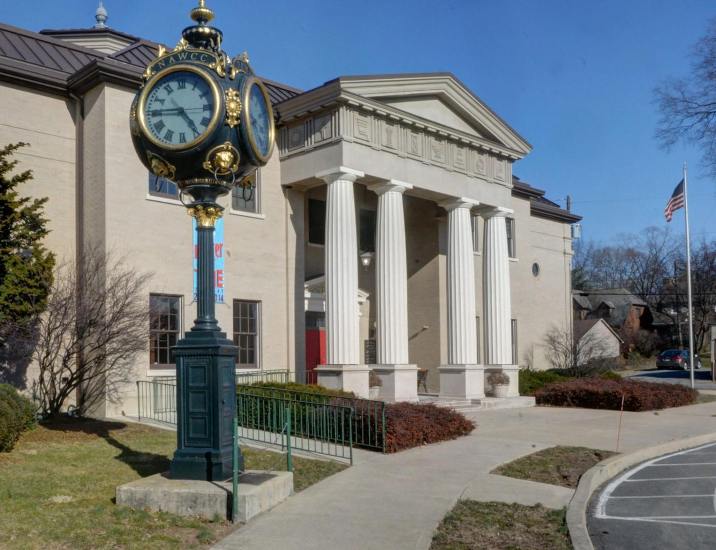 town clock columbia 1