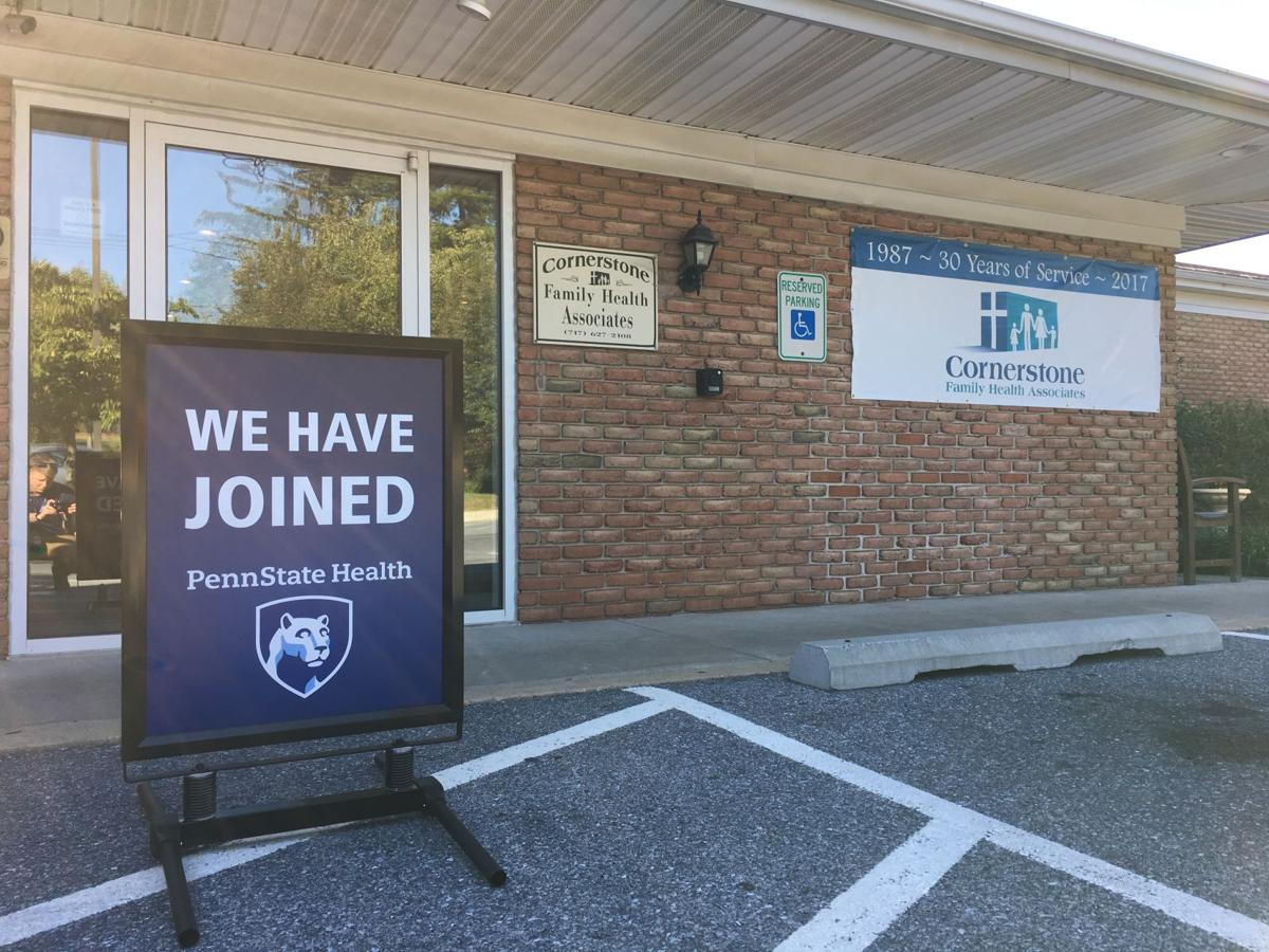 Penn State Health Acquires A Big Stake In Lancaster County Local News