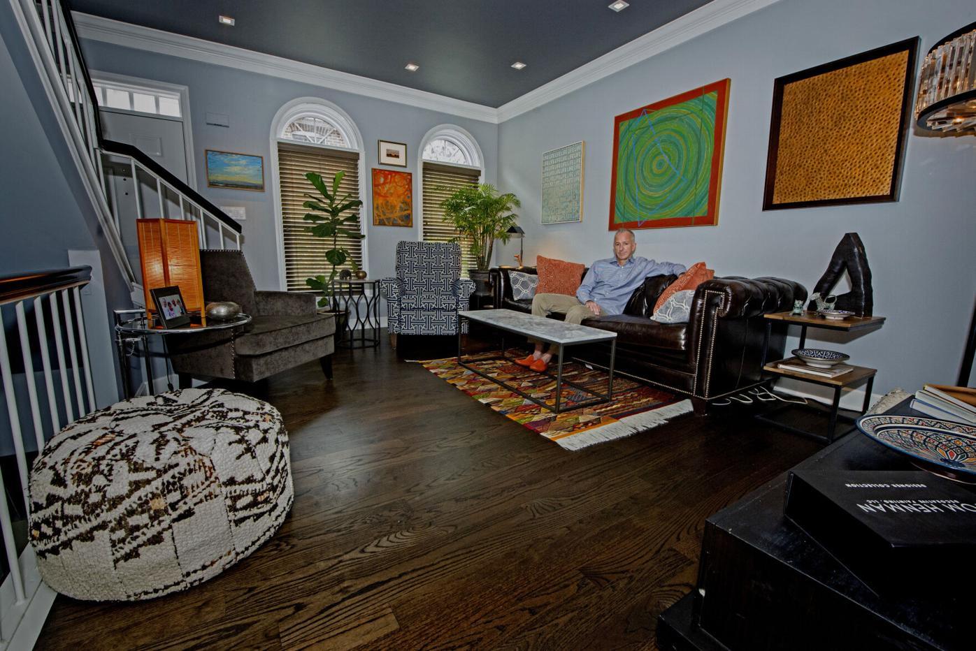 Tom Henman favorite room
