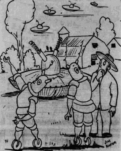cartoon 1956